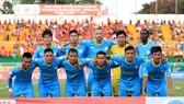 S.Khánh Hòa ghi 4 bàn thắng nhưng không có được lợi thế trước đối thủ. Ảnh: MINH HOÀNG