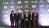 Đội cờ vua Việt Nam đã kết thúc thi đấu cờ nhanh, cờ chớp VĐTG 2017. Ảnh: VNchess