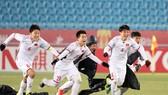 Đội U23 Việt Nam sẽ được thưởng từ Quỹ hỗ trợ tài năng trẻ Việt Nam. Ảnh: ANH KHOA