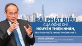 Bài phát biểu của đồng chí Nguyễn Thiện Nhân, Ủy viên Bộ Chính trị tại Kỳ họp thứ 23 HĐND TPHCM khóa IX