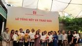 """Truyện ngắn """"Tràng Phan"""" đoạt giải nhất cuộc thi """"Một nửa làm đầy thế giới"""""""