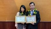 CEO First News Nguyễn Văn Phước lần thứ 2 nhận giải thưởng phát triển văn hóa đọc