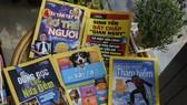 """Ra mắt bản tiếng Việt bộ sách quốc tế đình đám """"National Geographic Kids"""""""