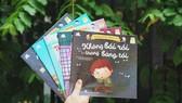 """Trang bị những kỹ năng cho trẻ với bộ sách """"Kỹ năng xử lý tình huống"""""""