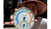 Northern, Central regions experiencing extreme hot weather