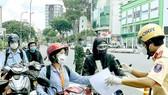 HCMC still tightens street traffic in September