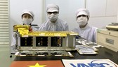 NanoDragon satellite to be launched into orbit tomorrow in Japan.
