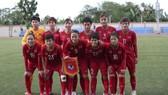 Đội nữ Việt Nam với trận hoà 1-1 trước Thái Lan được thưởng nóng 500 triệu đồng. Ảnh: Dũng Phương
