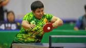 Tay vợt Mai Hoàng Mỹ Trang cùng đồng đội xuất sắc vô địch nội dung đồng đội nữ giải bóng bàn vô địch toàn quốc 2020. Ảnh: Dũng Phương