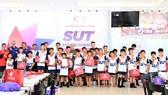 Gala Sút 2020 được xem như ngày hội của bóng đá trẻ Việt Nam. Ảnh: DŨNG PHƯƠNG