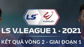 Ba đội tranh chấp ngôi đầu sau vòng 2
