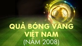 Những chặng đường lịch sử - Giải thưởng năm 2008
