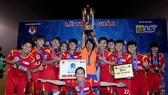 Đội nữ TPHCM có nhiều cầu thủ lọt vào danh sách rút gọn. Ảnh: MINH HOÀNG