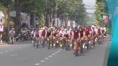 Các tay đua đã bước vào chặng 3 vào ngày 18-5