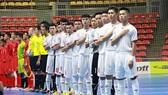 Đội tuyển U20 futsal Việt Nam. Ảnh: Anh Trần