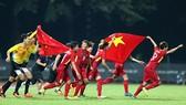Đội tuyển bóng đá nữ Việt Nam hướng đến ngôi vô địch lần thứ 6 ở Đại hội năm nay. Ảnh: Đông Huyền