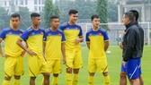U20 Việt Nam đặt muc tiêu cao tại BTV Cup 2019. Ảnh: VFF