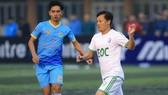 """Lương """"dị"""" tỏa sáng trong chiến thắng của EOC FC. Ảnh: Anh Trần"""