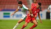 Iraq và Bahrain chia điểm sau trận hòa kịch tính. Ảnh: AFC
