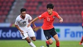Hàn Quốc vượt qua Jordan để tiến vào bán kết. Ảnh: AFC