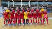 Các tuyển thủ Việt Nam trong chuyến tập huấn lần này. Ảnh: Anh Trần