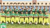 Đội Cần Thơ tham dự mùa bóng 2020. Ảnh: CFC