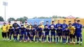 Đội tuyển U23 Việt Nam trong đợt tập huấn gần đây tại Bình Dương. Ảnh: Cao Tường