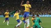 Trận Brazil gặp Đức năm 2016
