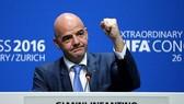 Chủ tịch FIFA Gianni Infantino