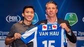 Văn Hậu hy vọng tiếp tục ở lại cùng SC Heereveen.