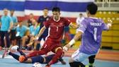 Quốc Hưng, một trong những trụ cột của ĐT futsal Việt Nam.