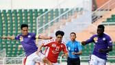 Văn Quyết và Công Phượng, những tay săn bàn quen thuộc ở V-League.