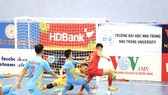 Kardiachain Sài Gòn đã bị chủ nhả S.Khánh Hoà chia điểm ở vòng 4.