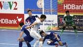 Thái Sơn Nam bị Sahako cầm hoà 1-1. Ảnh: ANH TRẦN