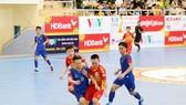 Kardiachain Sài Gòn FC có chiến thắng quan trọng trước Quảng Nam.