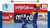 Thái Sơn Nam tiếp tục duy trì sự ổn định qua việc giành ngôi nhất bảng sau lượt đi. Ảnh: TSNFC