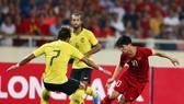 Malaysia đang đứng nhì bảng G, sau đội tuyển Việt Nam ở vòng loại World Cup 2022.