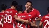Viettel sẽ vắng Ngọc Hải trong trận gặp Đà Nẵng ở vòng 11. Ảnh: Viettel FC