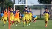 U19 Việt Nam với mục tiêu giành vé đến VCK U20 World Cup 2021. Ảnh: Đoàn Nhật