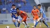 Chuỗi 6 trận bất bại của Đà Nẵng đã kết thúc sau trận thua Than Quảng Ninh trên sân nhà ở vòng 10.
