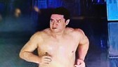 Cựu cầu thủ Khương Quốc Tuấn. Ảnh chụp màn hình