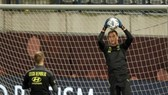 Filip Nguyễn dự bị trong trận đấu giữa CH Séc và Scotland