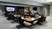 Toàn cảnh buổi họp trực tuyến chiều 10-9
