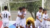 U17 Học viện Nutifood giành giành chiến thắng 4-2 trước SLNA