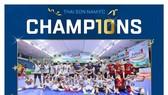Thái Sơn Nam cán đích trước 3 vòng đấu