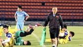 Ông Park hy vọng sẽ không có thêm ca chấn thương nào từ nay đến khi kết thúc LS V-League 2020.