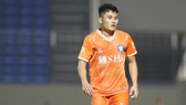 Cầu thủ trẻ Phi Hoàng. Ảnh: Viết Định
