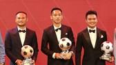 Tốp 3 giải thưởng Quả bóng vàng năm 2019