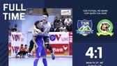 Minh Trí toả sáng trong chiến thắng 4-1 của Thái Sơn Nam