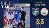 Thái Sơn Nam thắng kịch tính SS.Khánh Hòa trong trận chung kết